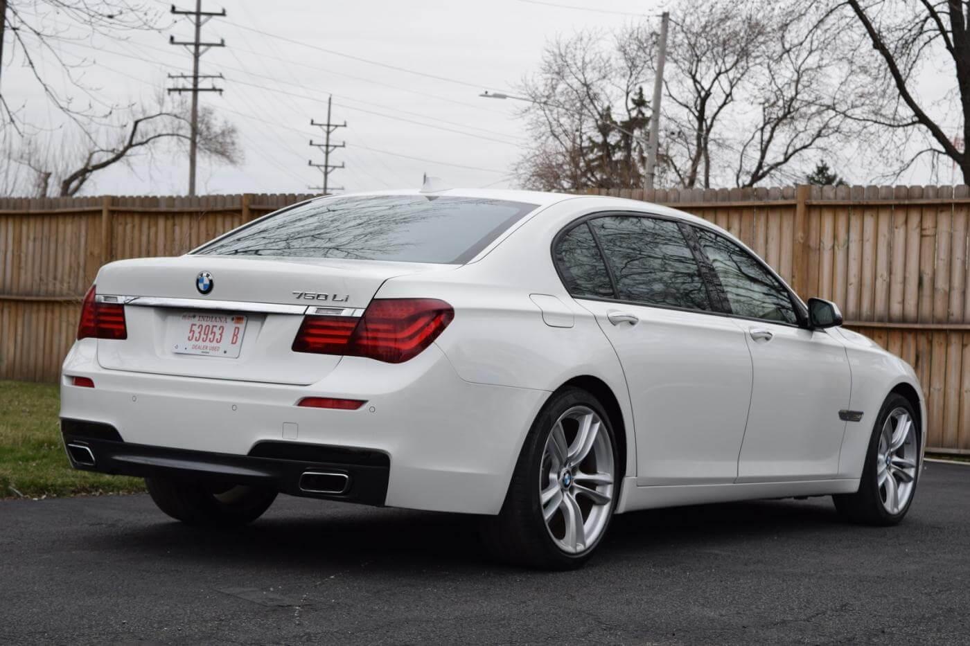 2014 BMW 75OLI