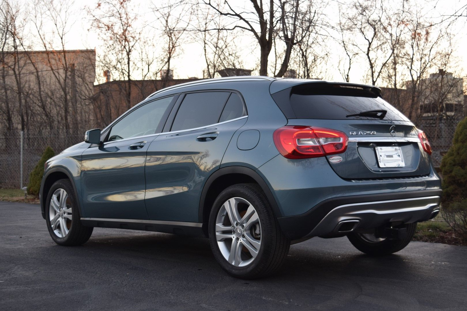 2015 MERCEDES GLA250 4MATIC