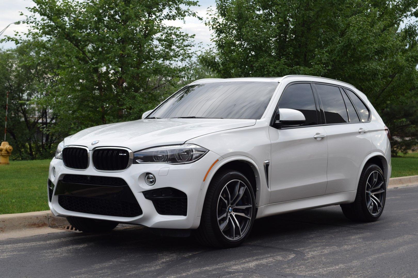 2016 BMW X5M