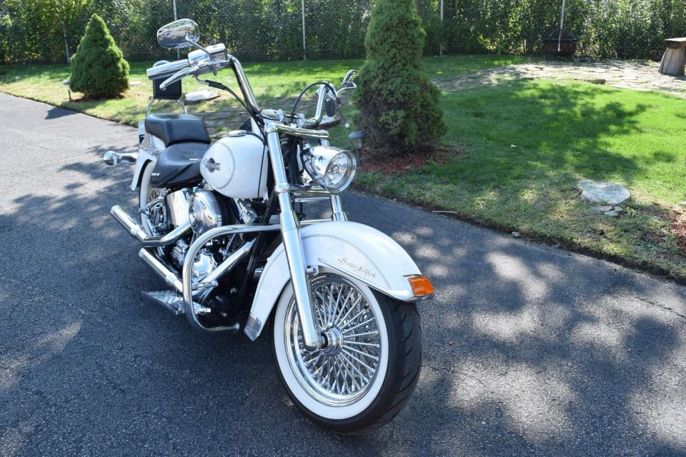 12009 HARLEY DAVIDSON SOFTTAIL