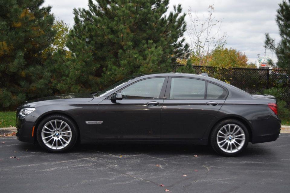 2015 BMW 750i XDrive