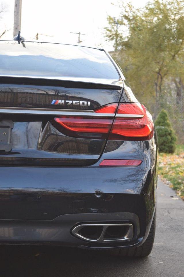 2018 BMW M760 XDrive