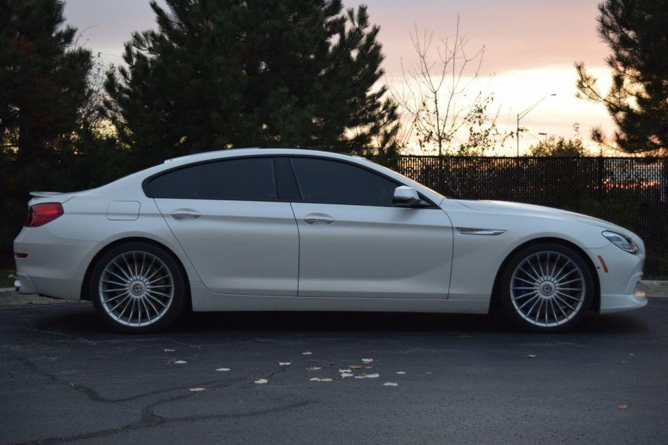 2017 BMW ALPINA B6