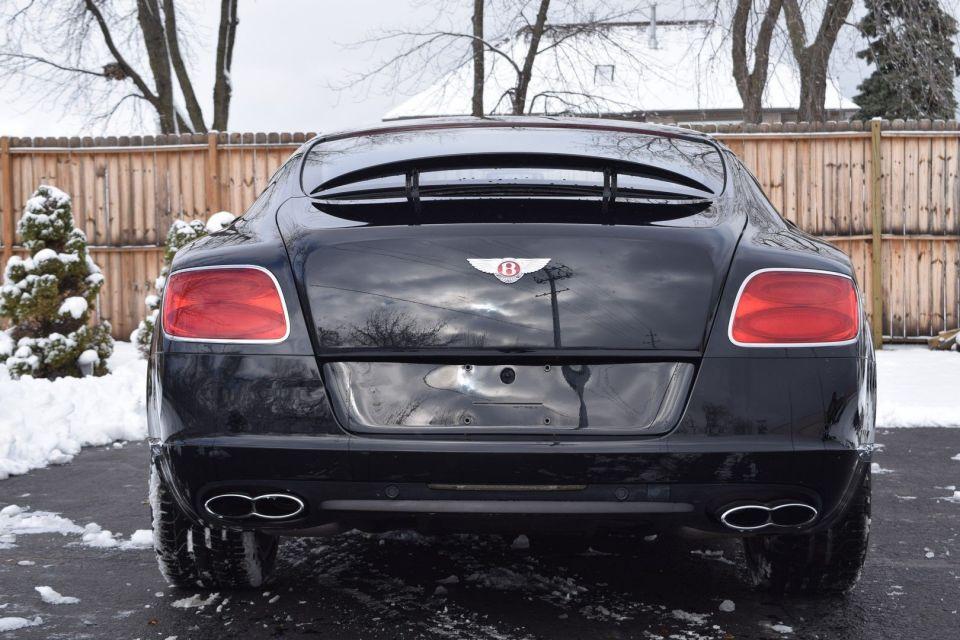 2015 BENTLEY CONTINENTAL GT V8