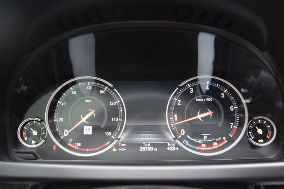 2016 BMW 650i Xdrive