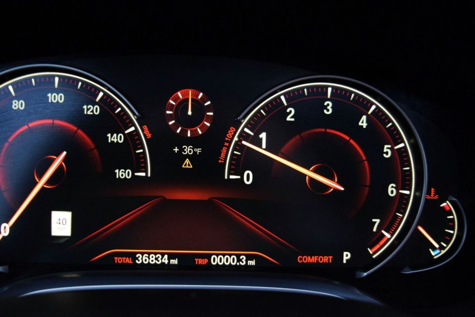 2017 BMW 740i xDrive