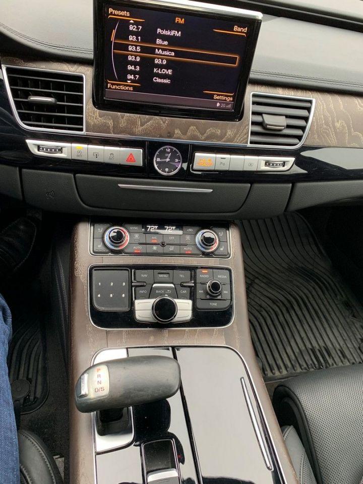 2016 AUDI A8 QUATTRO