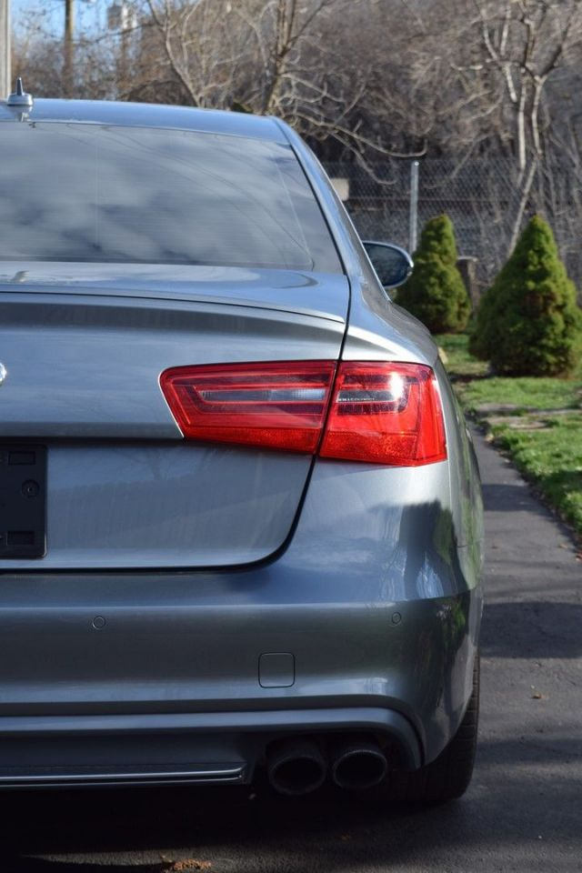 2013 AUDI S6 4.0L V8