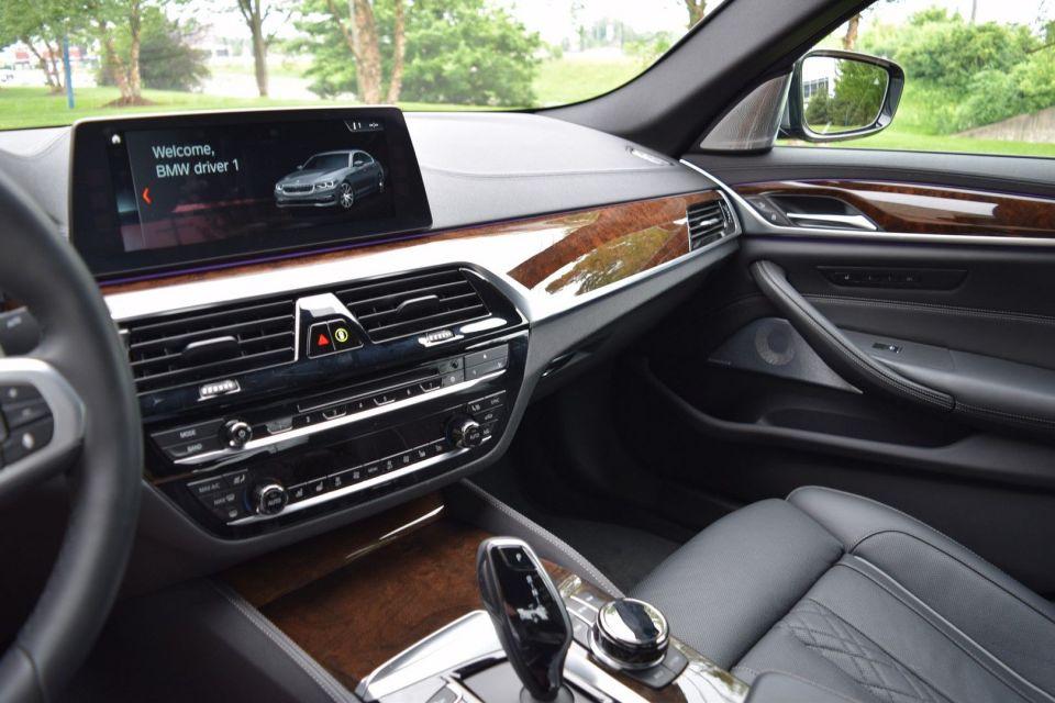 2018 BMW M550 xDrive