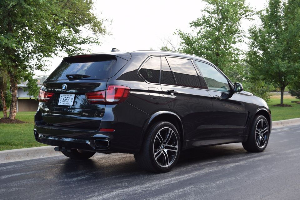2016 BMW X5 M PACKAGE