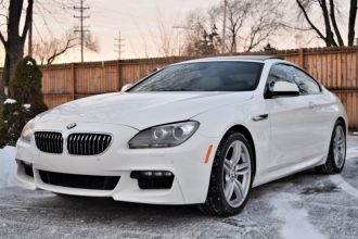 2013 BMW 640I M PACKAGE