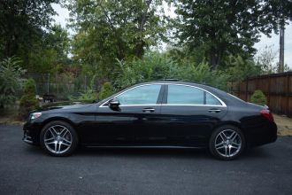 2014 MERCEDES S550 4MATIC AMG