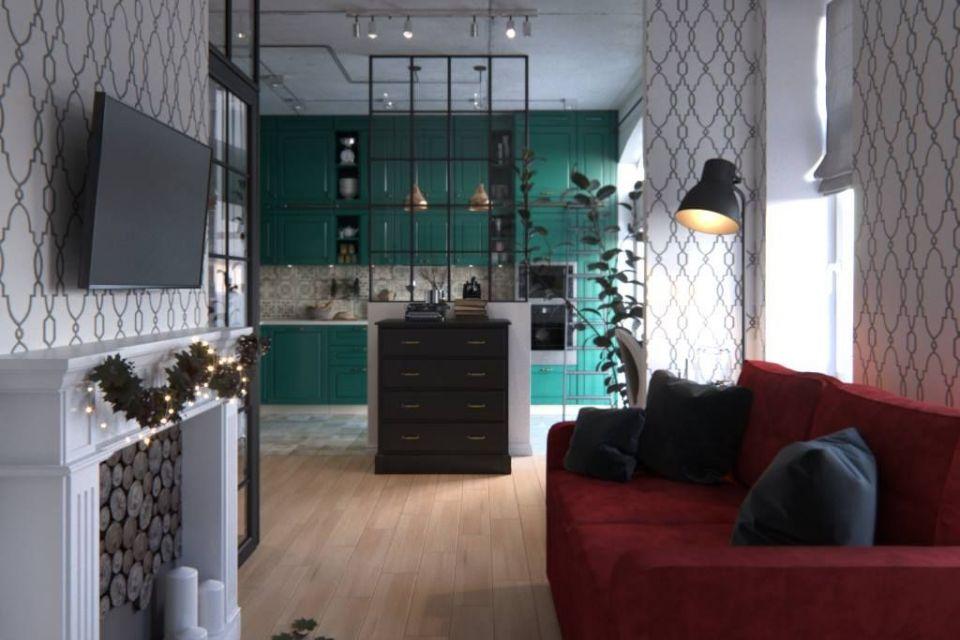 ЖК Кам'янецький | Студія дизайну інтер'єрів
