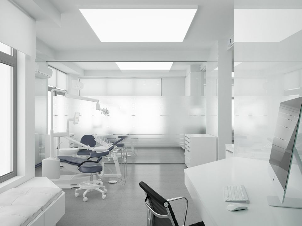 Моршинська стоматологія | Студія дизайну інтер'єрів