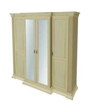 """Шафа 4-х дверна """"Глорія"""""""
