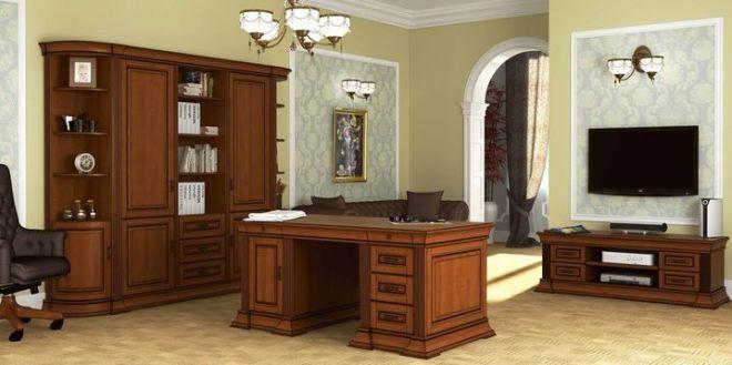 Меблі для кабінетів