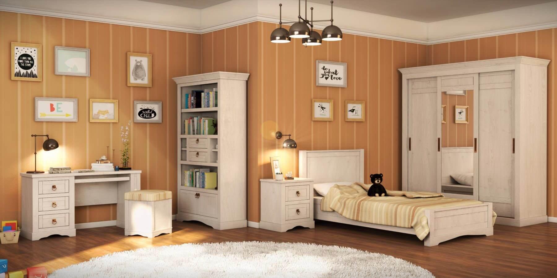 Спальня Корадо