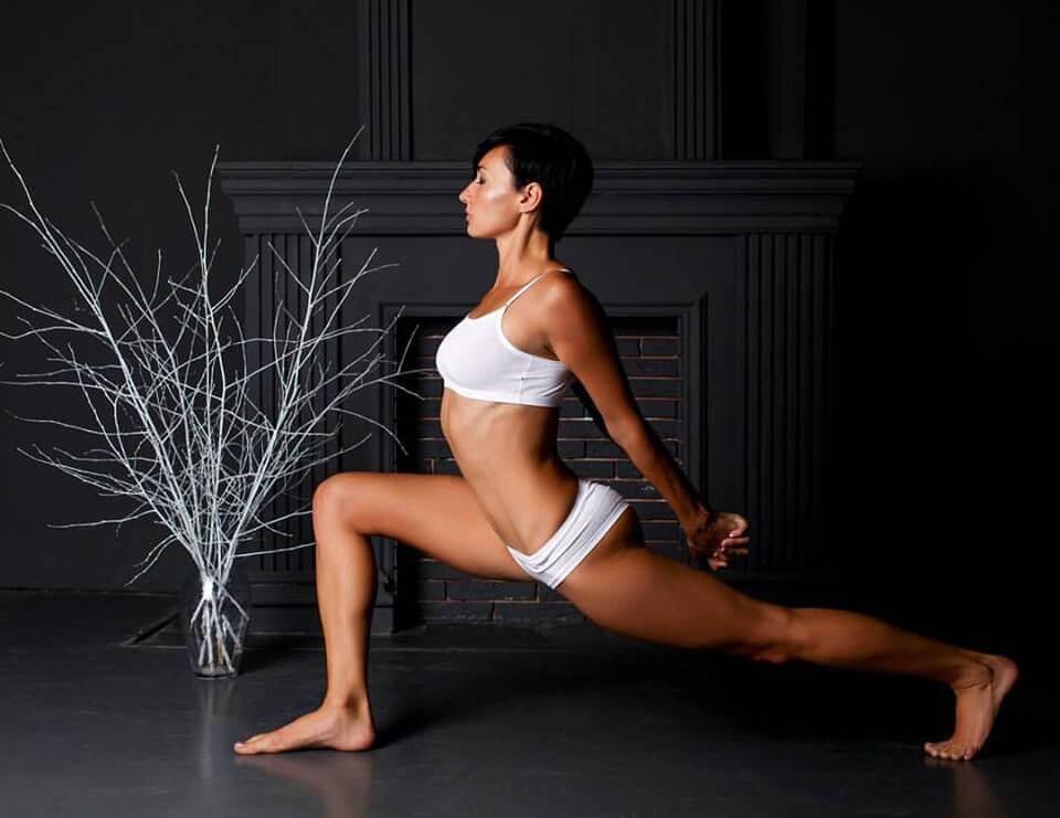 Хатха-йога - актуальний набір в групу Алли Біднюк