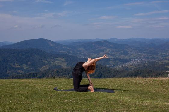 Вріддхі-йога (Йога для людей від 35 років)