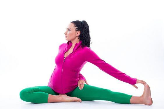 Прасу-йога (Йога для вагітних)