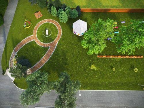 Йоґа-простір у Парку Культури