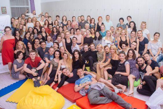 Святкування Міжнародного Дня Йоги у Львові - 2017
