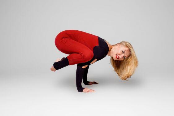 Тетяна Романченко. Інструктор Української федерації йоги