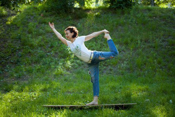 Анна Коренчук - Інструктор з хатха-йоги, йоги на мотузках